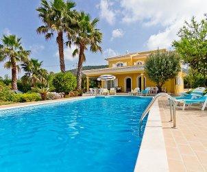 Villa   à Loulé pour 8 personnes avec piscine privée p0