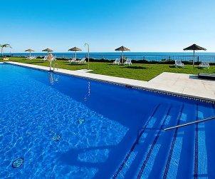 Apartamento   Torrox Costa para 6 personas con piscina comunitaria p2