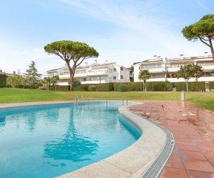 Appartement   à Calella de Palafrugell pour 4 personnes avec piscine commune et proche mer p1