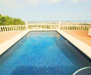 Villa   à Denia pour 8 personnes avec piscine privée p2