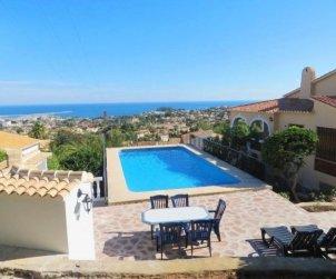 Villa   à Denia pour 10 personnes avec piscine privée p0