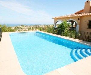 Villa   à Denia pour 10 personnes avec piscine privée p1