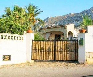 Villa   à Denia pour 4 personnes avec lave-linge p0