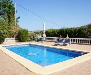 Villa   à Denia pour 2 personnes avec piscine privée p1