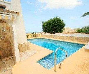 Villa   à Denia pour 5 personnes avec piscine privée p0