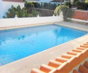 Villa   à Denia pour 4 personnes avec piscine commune p2