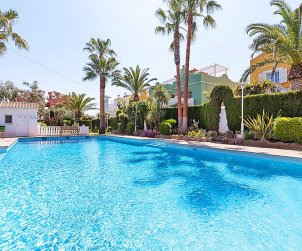 House   Denia 4 persons - comunal pool p1