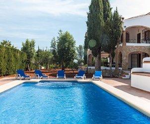 Villa  à Javea pour 8 personnes avec piscine privée p1