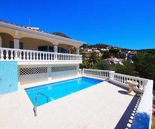 Villa   à Rosas pour 10 personnes avec piscine privée p0