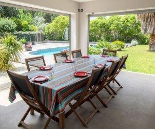 Villa   à Argelès sur Mer pour 8 personnes avec piscine privée p1