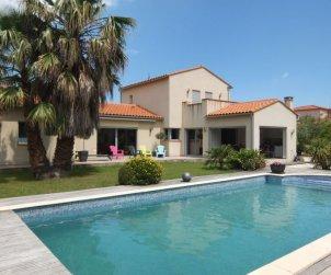 Villa   à Argelès sur Mer pour 8 personnes avec piscine privée p2