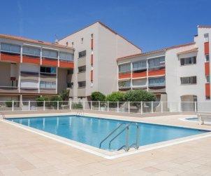 Appartement   à Argelès sur Mer pour 6 personnes avec piscine commune p2