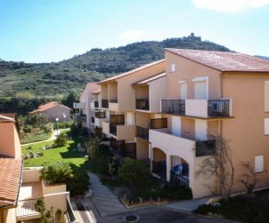 Appartement   à Collioure pour 4 personnes avec belle vue mer p1