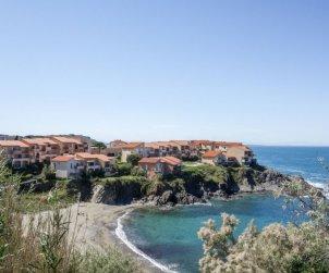 Appartement   à Collioure pour 7 personnes avec belle vue mer p0
