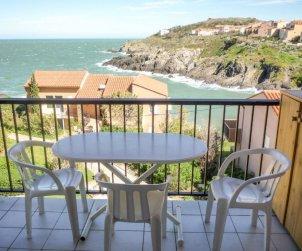Appartement   à Collioure pour 7 personnes avec belle vue mer p2