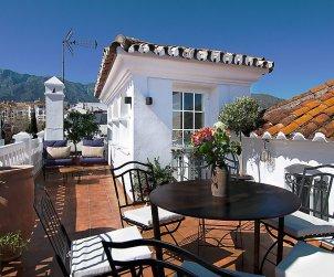 Villa   à Marbella pour 4 personnes avec lave-vaisselle p0