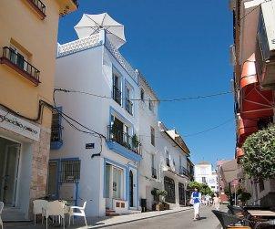 Villa   à Marbella pour 4 personnes avec lave-vaisselle p1