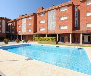 Appartement   à Tossa de Mar pour 5 personnes avec piscine commune p0