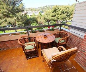 Appartement   à Tossa de Mar pour 5 personnes avec piscine commune p2