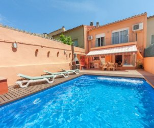 House   Palamos 6 persons - private pool p0