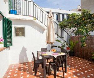 Appartement   à El Masnou pour 2 personnes avec lave-vaisselle p0
