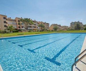 Appartement   à Pals pour 7 personnes avec piscine commune p0