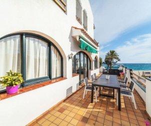 Villa   à Lloret del Mar pour 10 personnes avec belle vue mer p1