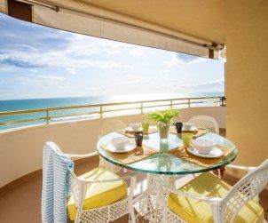 Appartement   à Calafell pour 6 personnes avec belle vue mer p0