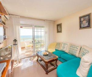 Appartement   à Calafell pour 6 personnes avec belle vue mer p1