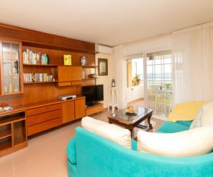 Appartement   à Calafell pour 6 personnes avec belle vue mer p2