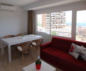 Appartement   à Benidorm pour 4 personnes avec belle vue mer p2