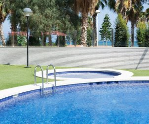 Appartement   à Oropesa del Mar pour 6 personnes avec piscine commune p1