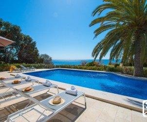 Villa   à Benissa pour 8 personnes avec piscine privée et belle vue mer p1