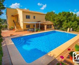Villa   à Benissa pour 12 personnes avec piscine privée et Wifi p1