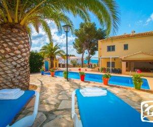 Villa   à Benissa pour 12 personnes avec piscine privée et Wifi p2