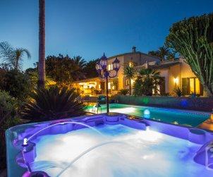 Villa   à Benissa pour 6 personnes avec piscine privée, vue mer et climatisation p1