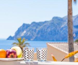 Villa   à Benissa pour 6 personnes avec piscine privée, vue mer et climatisation p2