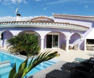 Villa   à Peniscola pour 6 personnes avec piscine privée p0