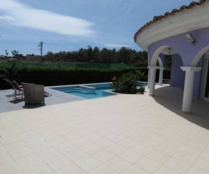 Villa   à Peniscola pour 6 personnes avec piscine privée p2