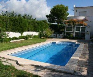 Villa   à Ametlla de Mar pour 7 personnes avec piscine privée p1