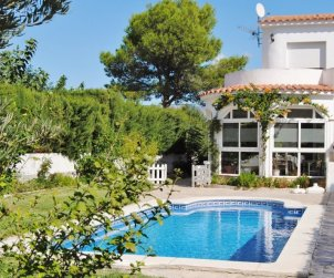 House   Ametlla de Mar 7 persons - private pool p0