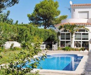 Villa   à Ametlla de Mar pour 7 personnes avec piscine privée p0
