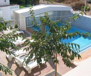 Appartement  climatisé à Benicarlo pour 6 personnes avec piscine commune p0