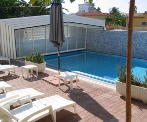 Appartement  climatisé à Benicarlo pour 6 personnes avec piscine commune p2
