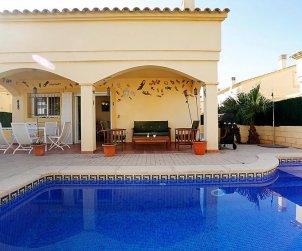 Villa   à Deltebre  -  Riumar pour 11 personnes avec piscine privée p1