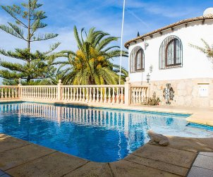 Villa   à Javea pour 6 personnes avec piscine privée p1