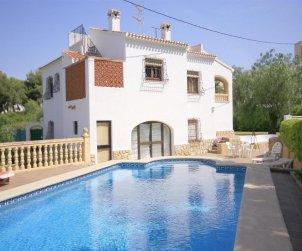 Villa   à Javea pour 6 personnes avec piscine privée et proche mer p0