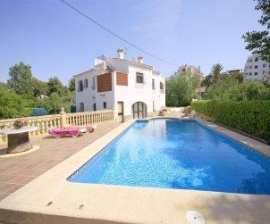 Villa   à Javea pour 6 personnes avec piscine privée et proche mer p1