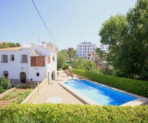 Villa   à Javea pour 6 personnes avec piscine privée et proche mer p2