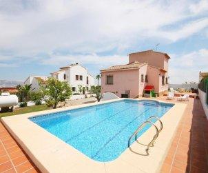 Grande villa   à Javea pour 15 personnes avec piscine privée p0